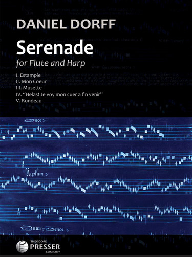 Serenade for Flute and Harp - Daniel Dorff