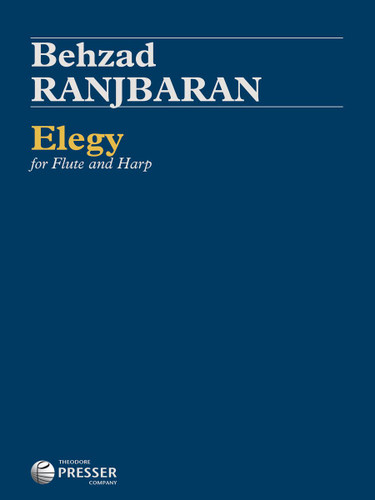 Elegy for Flute and Harp - Ranjbaran