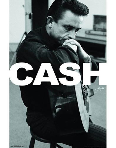 "Johnny Cash Poster - 16"" x 20"""
