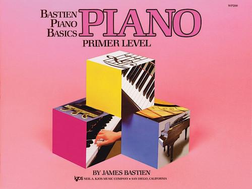 Bastien Piano Basics - Piano Primer