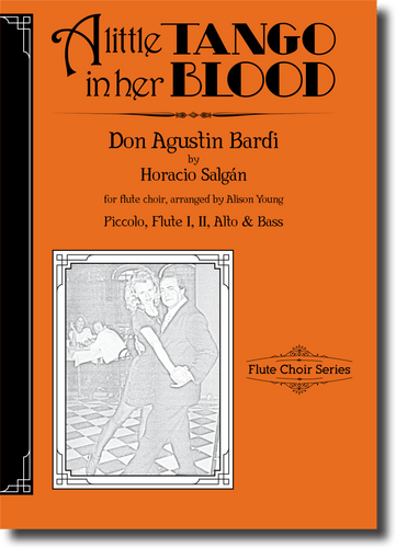 Don Agustin Bardi - arr. Alison Young