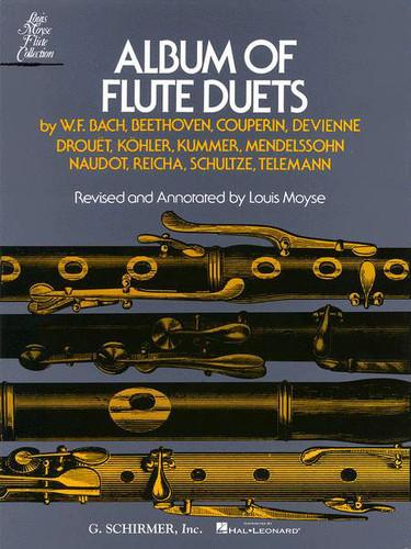 Album of Flute Duets - Moyse