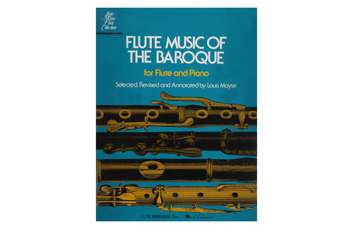 Flute Music of the Baroque - Moyse