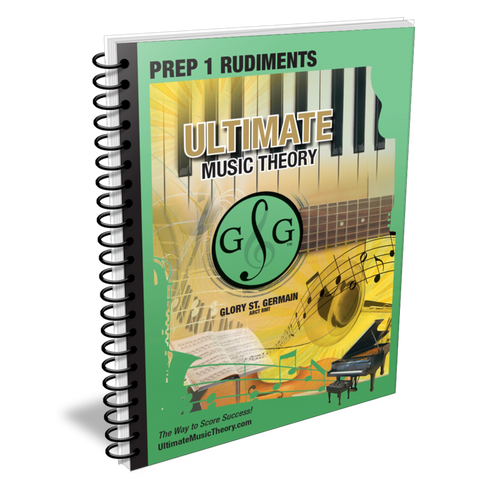 Ultimate Music Theory - Prep 1 Rudiments