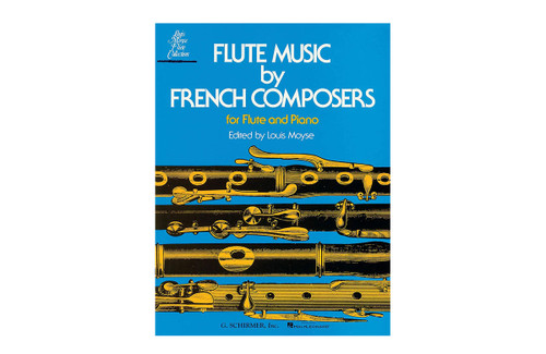 Flute Music by French Composers for Flute and Piano - Moyse