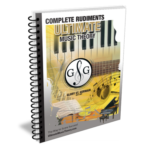Ultimate Music Theory - Complete Rudiments