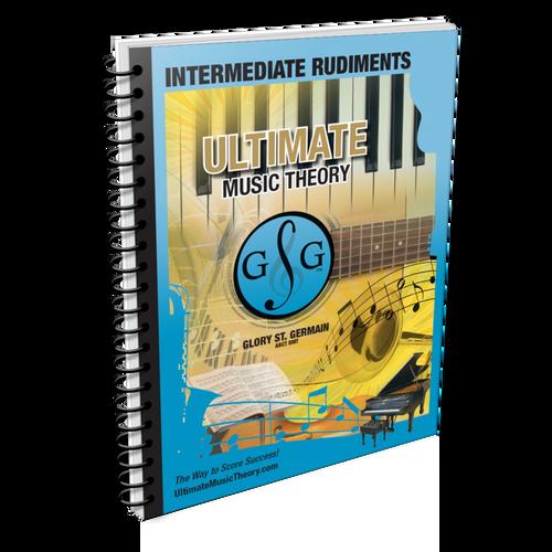 Ultimate Music Theory - Intermediate Rudiments