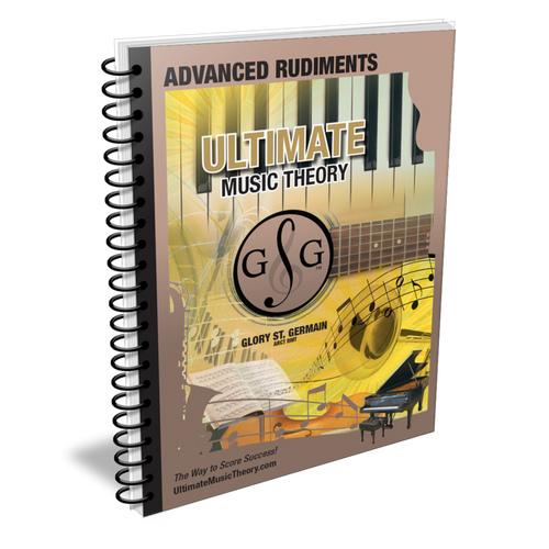 Ultimate Music Theory - Advanced Rudiments