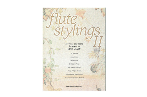 Flute Stylings II (Book Only) - Raney