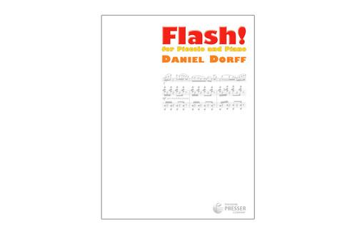 Flash! for Piccolo and Piano - Dorff