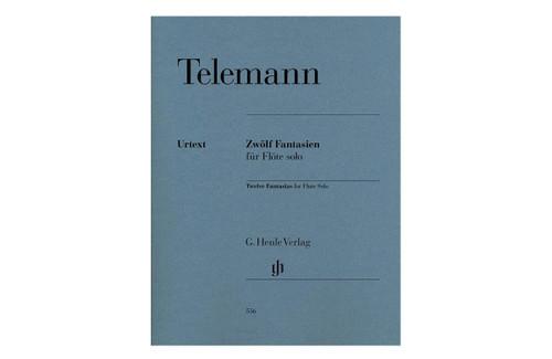 Twelve Fantasias - Telemann
