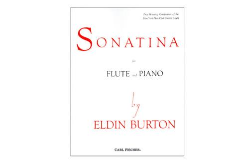 Sonatina for Flute and Piano - Burton