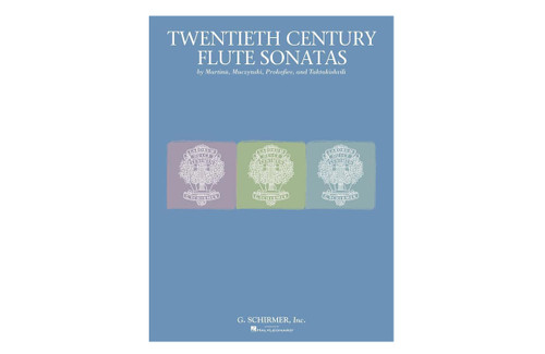 Twentieth Century Flute Sonata Collection - Various