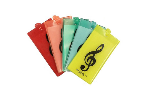 AIM Rubberized Plastic Instrument Tags
