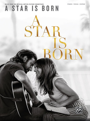 A Star is Born PVG Songbook & CD Bundle