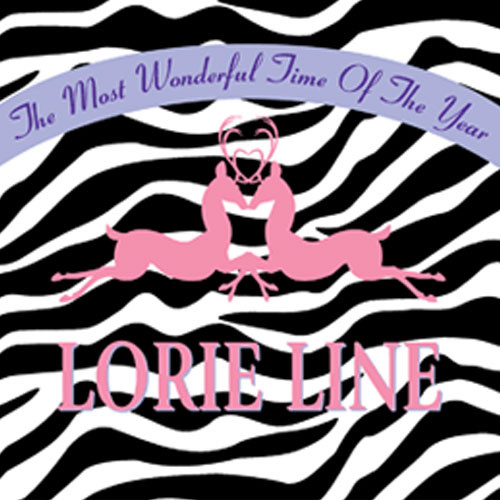 Most Wonderful Time of The Year CD  LORIE LINE