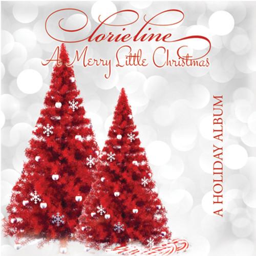 Merry Little Christmas CD  LORIE LINE