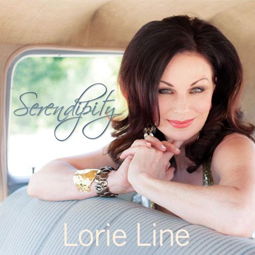 Serendipity CD  LORIE LINE