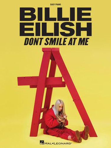 Billie Eilish  Don't Smile At Me EASY Piano