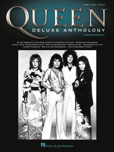 Queen Deluxe Anthology Updated Version PVG