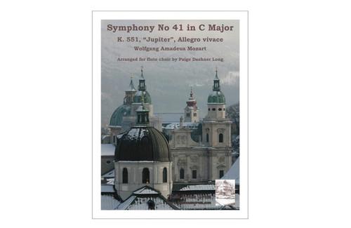 """Symphony No. 41 in C Major K.551 """"Jupiter"""" - Mozart"""