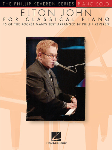 Elton John for Classical Piano Solo - Keveren