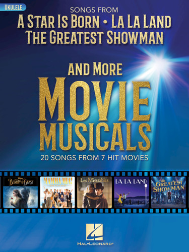 Songs from A Star Is Born... and More Movie Musicals UKULELE