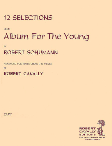 Album for the Young  - Schumann