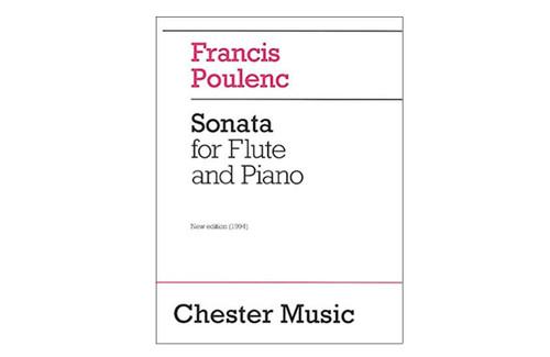 Sonata for Flute and Piano - Poulenc