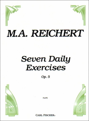 7 Daily Exercises Op. 5 - Reichert