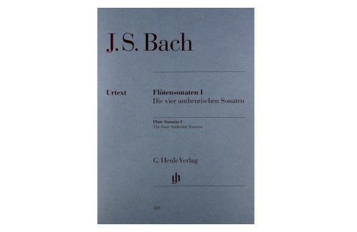 Flute Sonatas, Vol. 1 - Bach