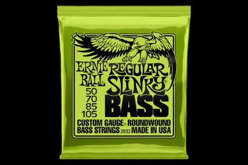 Ernie Ball Regular Slinky Bass Strings 50-105