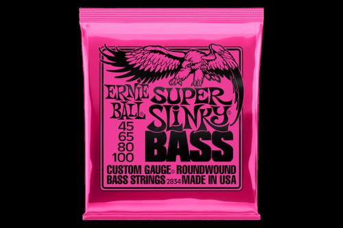 Ernie Ball Super Slinky Bass Strings - 45-100