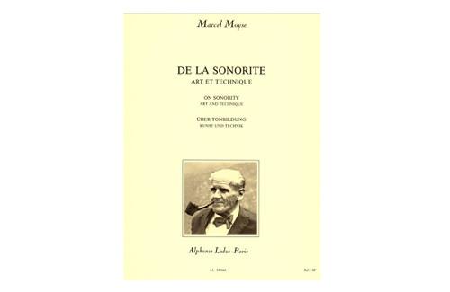 De La Sonorite - Moyse
