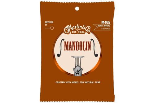 Martin Mandolin Strings - 80/20 Bronze Light