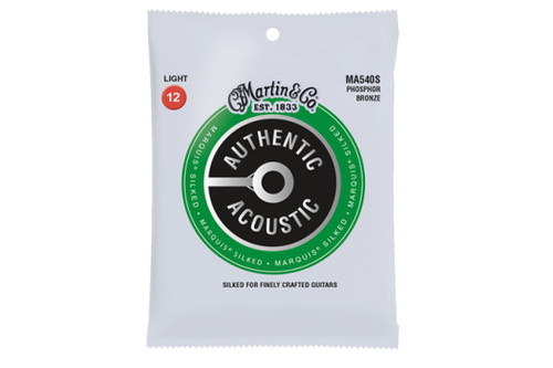 Martin Marquis Silked Acoustic Guitar Strings