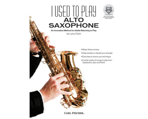 I Used to Play Alto Saxophone