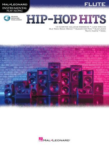 Hip-Hop Hits Instrumental Play-Along