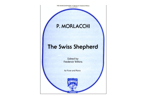 The Swiss Shepherd - Morlacchi