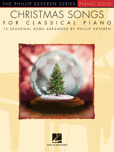 Christmas Songs for Classical Piano  PIANO SOLO  KEVEREN