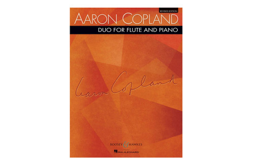 Duo for Flute and Piano - Copland