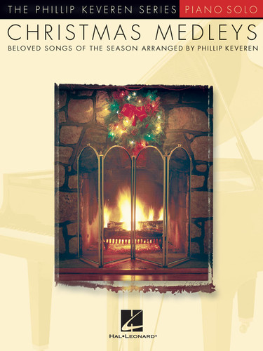 Christmas Medleys  PIANO SOLO  KEVEREN