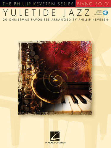 Yuletide Jazz  PIANO SOLO  KEVEREN