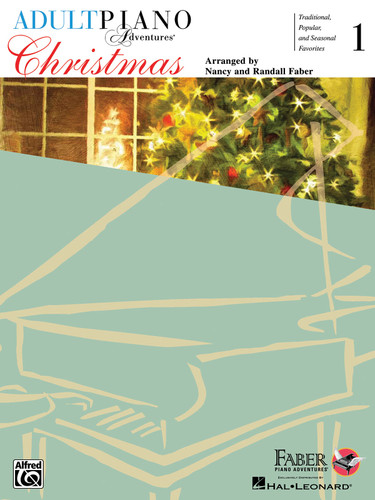 Adult Piano Adventures CHRISTMAS for All Time 1