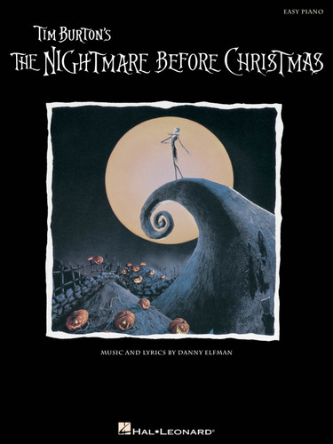 Nightmare Before Christmas Easy Piano
