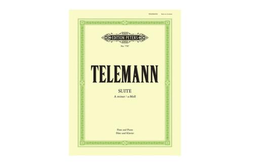 Suite in A Minor - Telemann