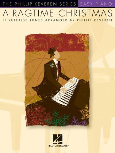 Ragtime Christmas  EASY PIANO  KEVEREN