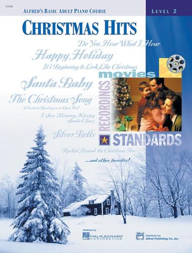 Basic Adult Piano Course - Christmas Hits 2