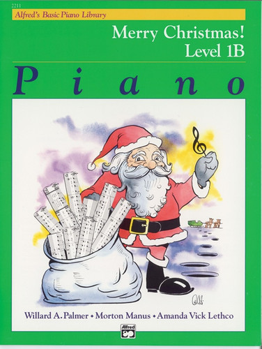 Alfred Merry CHRISTMAS! 1B