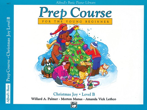 Alfred Prep CHRISTMAS Joy B